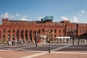 Lodz 1 Day Tour from Warsaw