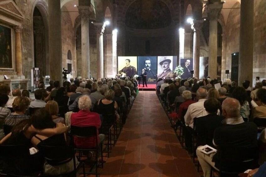 Show item 4 of 8. Puccini e la sua Lucca