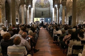 Puccini Experience Entrance Ticket - due to COVID19,concerts are suspended