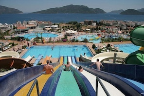 Aquadream Water Park in Marmaris Ticket