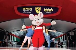 Ferrari World Abu Dhabi Admission Ticket