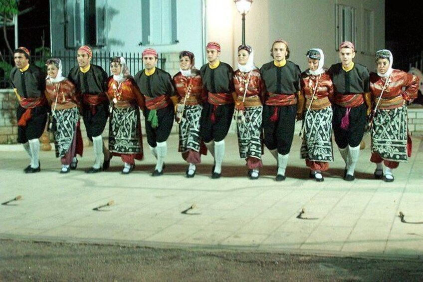 Show item 3 of 3. Dinner Show on the Bosphorus - YK005