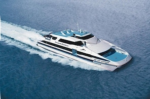 Catalina Express Round-Trip Ferry Service: Long Beach or San Pedro to Avalo...