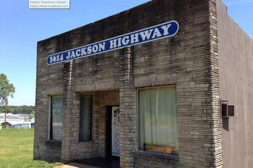 Show item 2 of 6. Historic Muscle Shoals Music Studio