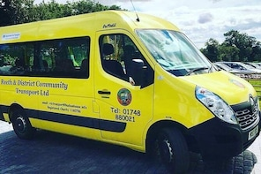 Reeth & District Community Transport Ltd