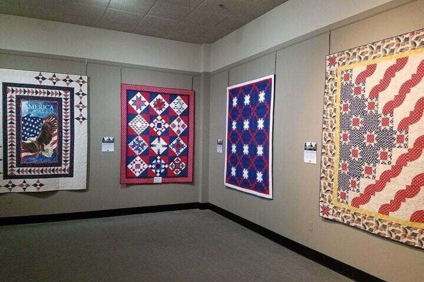 National Quilt Museum Admission Pass