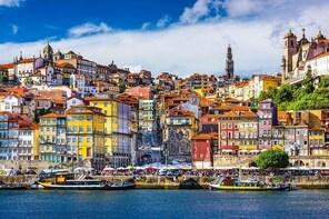 Porto City Center: Best of Porto Private Tour Full Day