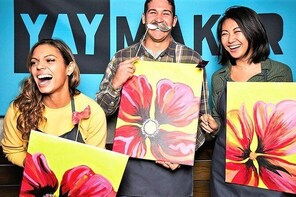 The Original Paint Nite Los Angeles by Yaymaker