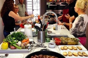 Traditional Cooking Class in Girona