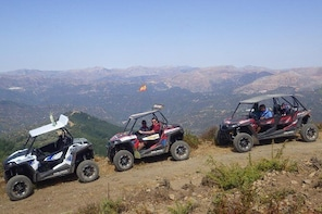 Genal Valley Offroad Buggy Trip
