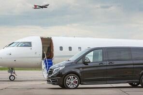 Luxury Private Transfer Zagreb - Zagreb Airport