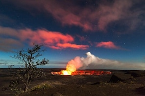 Private Adventure in Hawaii Volcanoes National Park