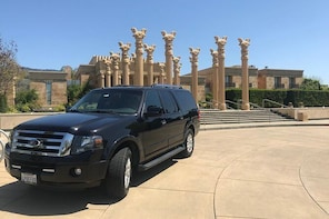 Private SUV Wine Country Tour of Napa Valley from Napa
