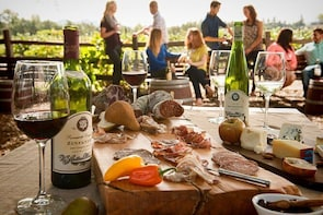 8 Hour Private Napa Wine Tasting Tour with Pre-Set Stops