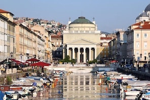 Private transfer from Rijeka to Trieste