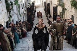 Game of Thrones filming tour in Dubrovnik