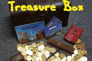 Hansejagd Hamburg Treasure Sightseeing Tour different Tours 1-10 Persons