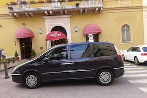 Private transfer from Assisi or Perugia area to Florence city or airport