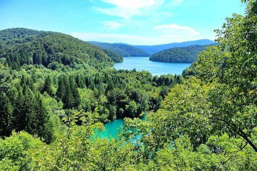 Show item 1 of 2. Plitvice lakes national park