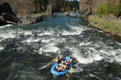 Spokane Scenic River Rafting