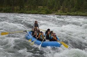 Scenic Rafting on the Spokane River