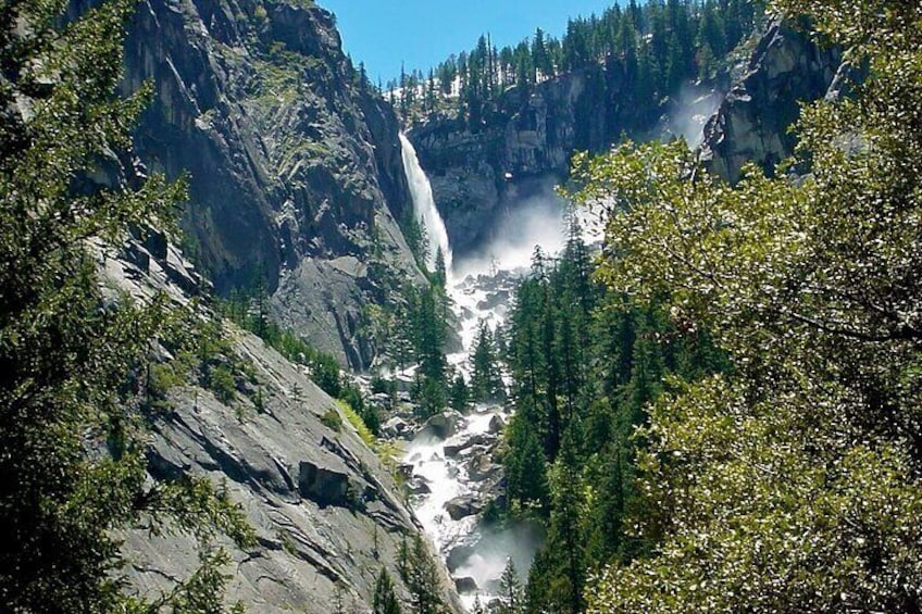 Yosemite Panorama Trail Self-Guided Audio Tour