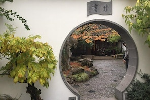 Meditative Garden Bike Tour: Japanese and Chinese Gardens