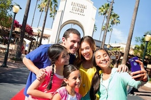 Universal Studios Hollywood Day Trip from Los Angeles or Anaheim