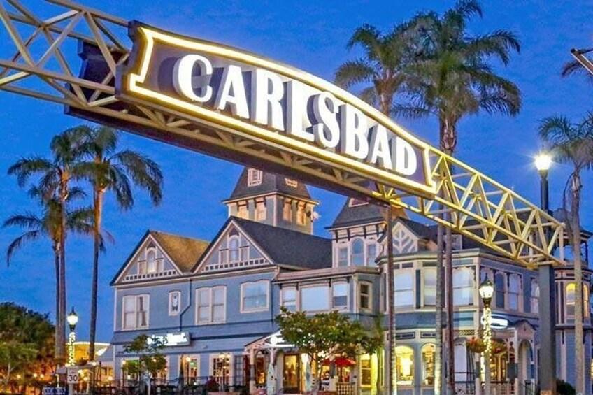 Carlsbad, CA.