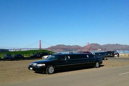 San Francisco to Napa Wine Tour