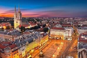Private Transfer From Rijeka To Zagreb