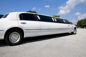 Private Limousine Wine Country Tour from East Bay