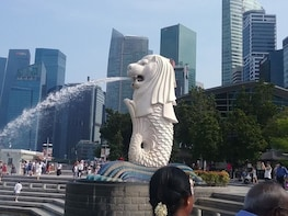 City Tour Of Singapore With English Speaking Guide