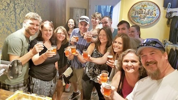 Victoria Craft Brewery Tour and Tastings