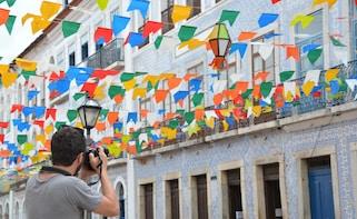Historic Walking Tour in São Luis