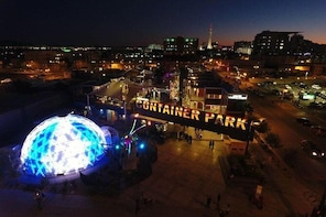 Skip the Line: Admission Ticket to The Dome at Container Park in Las Vegas