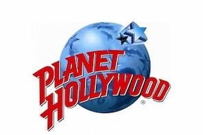 Planet Hollywood Las Vegas Meal Card or Certificate