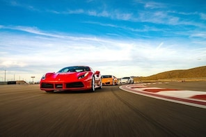 Battle of The Legends - 15 Lap Exotic Supercar Experience On A Real Racetra...