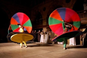 night-show suffi dance private tour in Islamic Cairo
