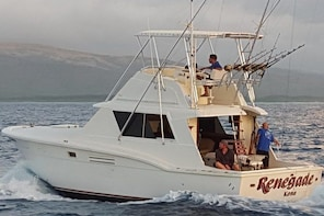 Deep Sea Half-Day Shared Fishing Charter