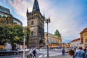 Private Transfer from Vienna to Prague, Hotel-to-hotel, English-speaking dr...