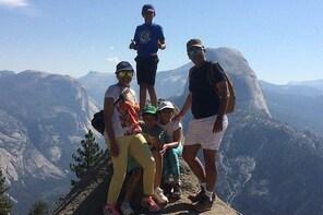 One Day In Yosemite Private Tour:Yosemite Valley, Glacier Point & Giant Seq...