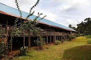 Kuching Bidayuh Longhouse and Empurau Experience