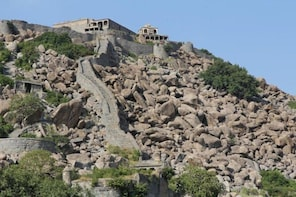 Trip to Visit Gingee Fort from Pondicherry