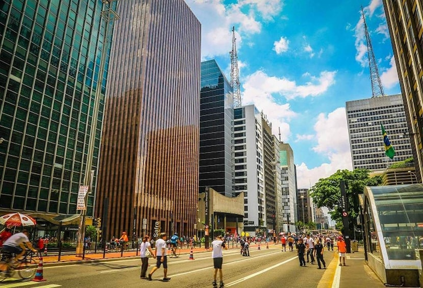 Show item 2 of 10. 7-hour Full Day Complete Tour of São Paulo (Shared Group)