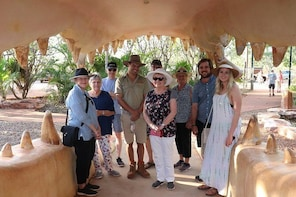 Broome 3 in 1 Premier Parks Guided Tour - All Entry Fees and Transport Incl...