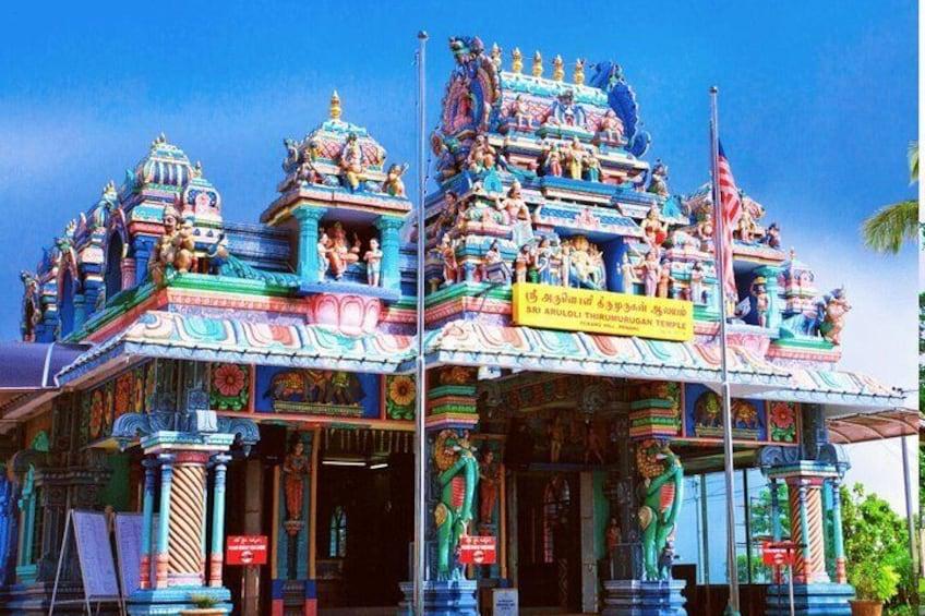 Sri Aruloli Murugan Temple