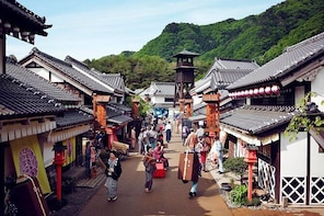 1-Day Pass for Edo Wonderland Nikko Edomura