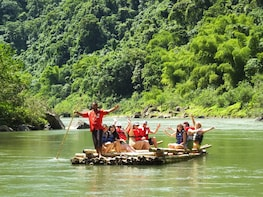 Navua River Boat Adventure & Cultural Day Tour with Lunch