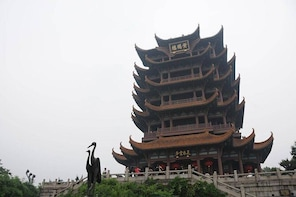 Private Wuhan Day Tour to Yellow Crane Tower, Guiyuan Temple and Hubei Prov...